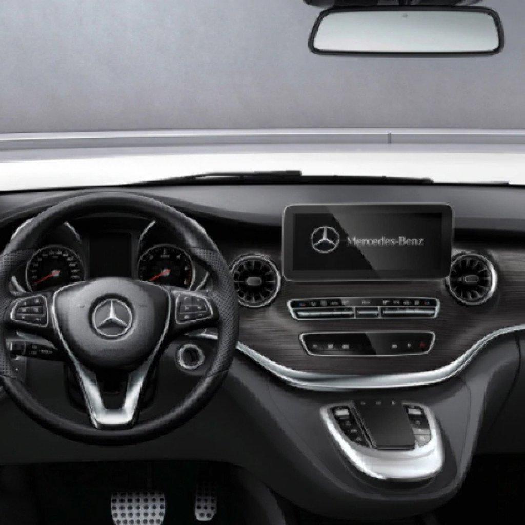Interior Mercedes Marco Polo vehicle